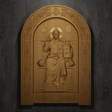 «Спас на престоле»