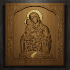Икона Божьей Матери «Почаевская»