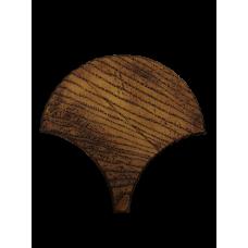 "Плитка из дерева  ""Павлин"""